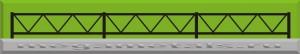 Металлические Газонные ограждения Железнодорожный